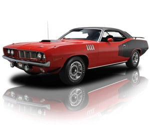1971 Plymouth Barracuda Hemicuda for Sale