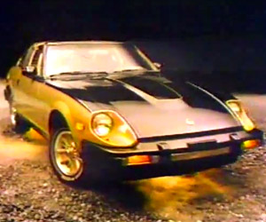 From the Vaults: 1980 Datsun 280ZX Commercial