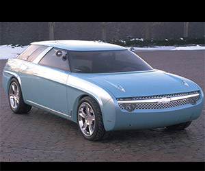 Concepts from Future Past: 1999 Chevrolet Nomad