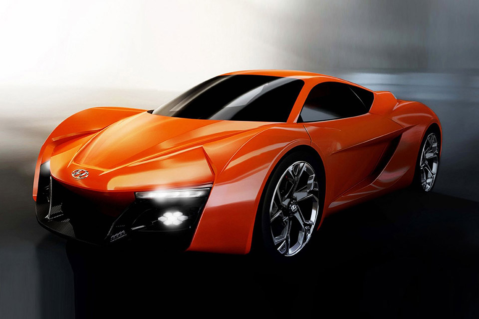 2014 Hyundai PassoCorto Concept to Debut in Geneva