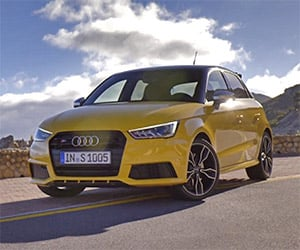 2015 Audi S1 and S1 Sportback Unveiled