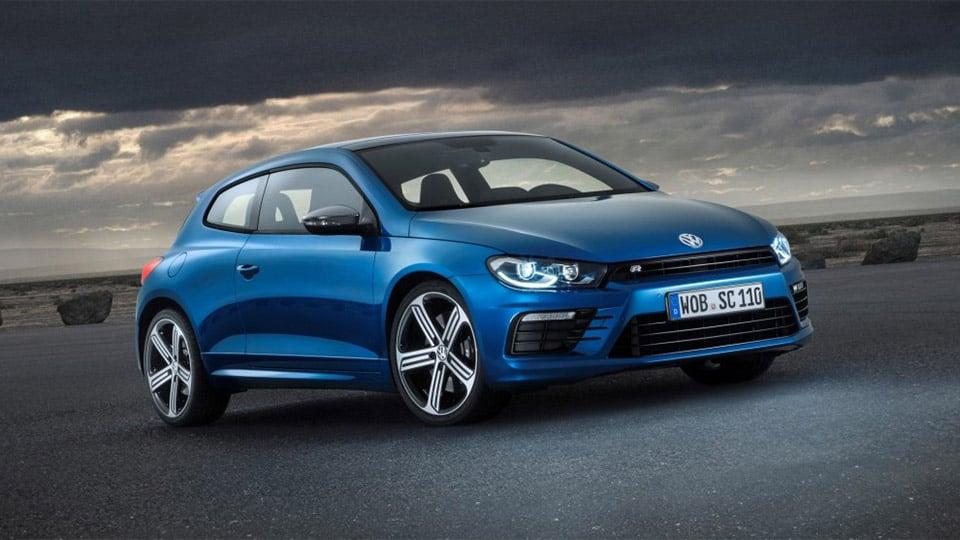2014 Volkswagen Scirocco Looks Great, Not in U.S.