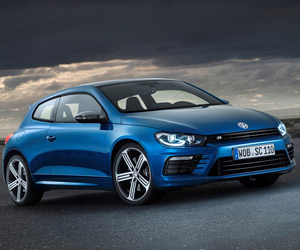 2014 Volkswagen Scirocco Looks Great, Not in U.S.