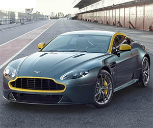 Aston Martin V8 Vantage N430 Special Editions