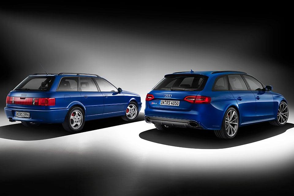 Audi Introduces RS4 Avant Nogaro Special Edition