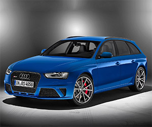 Audi Introduces RS4 Avant Nogaro Special Edition