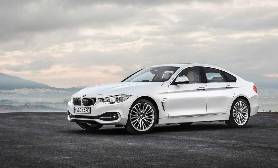 bmw 4 series gran coup announced 95 octane. Black Bedroom Furniture Sets. Home Design Ideas