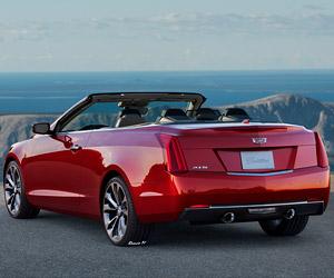 Cadillac ATS Convertible Envisioned
