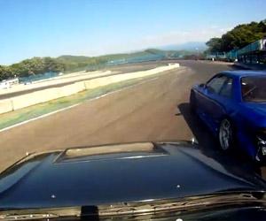 Daigo Saito Drifting POV