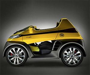 DC Design's Sprite Tia Roadster Unveiled in Delhi