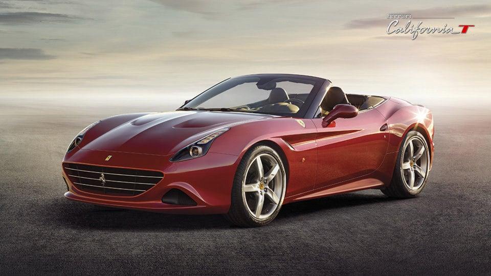 Ferrari California T Premieres Ahead of Geneva
