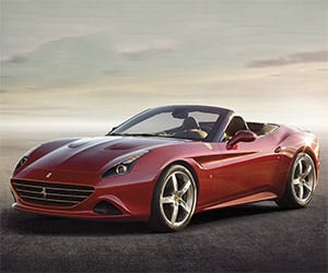 Ferrari California T Premieres Ahead of Geneva