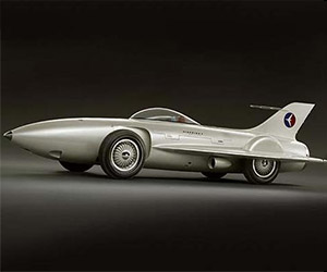 Concepts from Future Past: GM's Turbine Firebirds