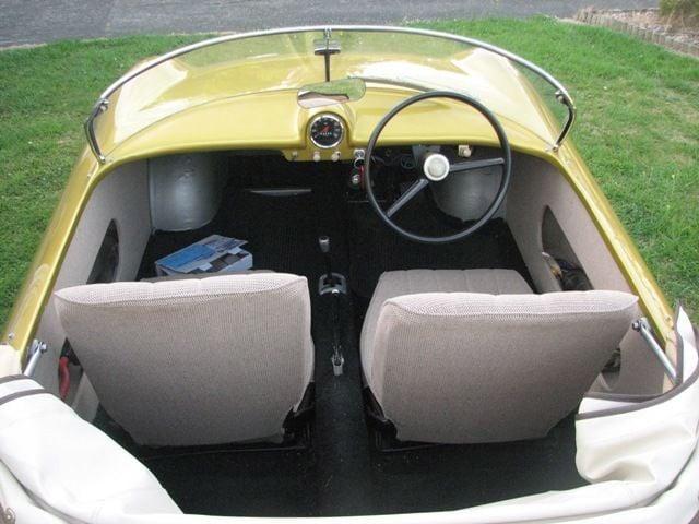 Rare 1957 Goggomobil Dart For Sale On Ebay