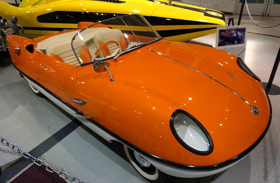 Goggomobil Dart is a Tiny Car You Never Heard of