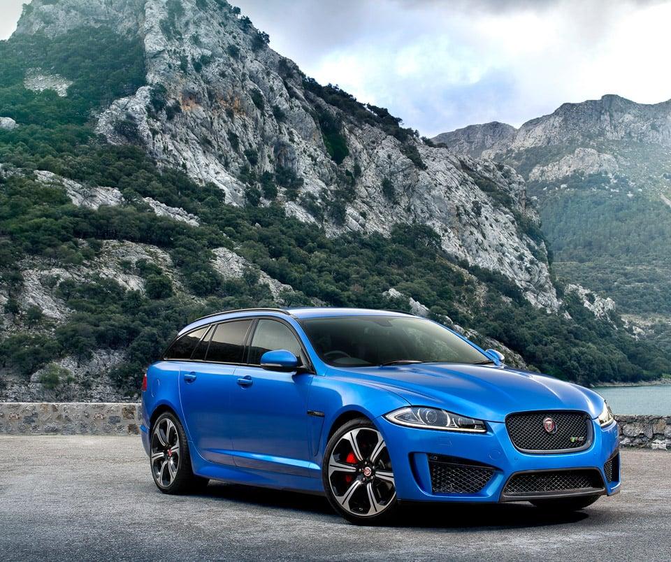 Jaguar Sport: Jaguar XFR-S Sportbrake