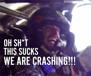 Watch Ken Block's Crash Footage from LSPR Rally
