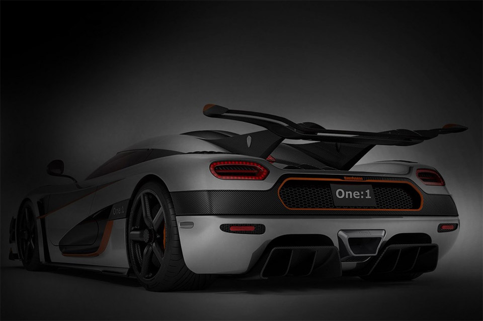 Koenigsegg One:1 Teased Before Geneva Motor Show