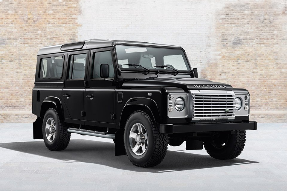 Land Rover Announces Two New Defender Variants 95 Octane