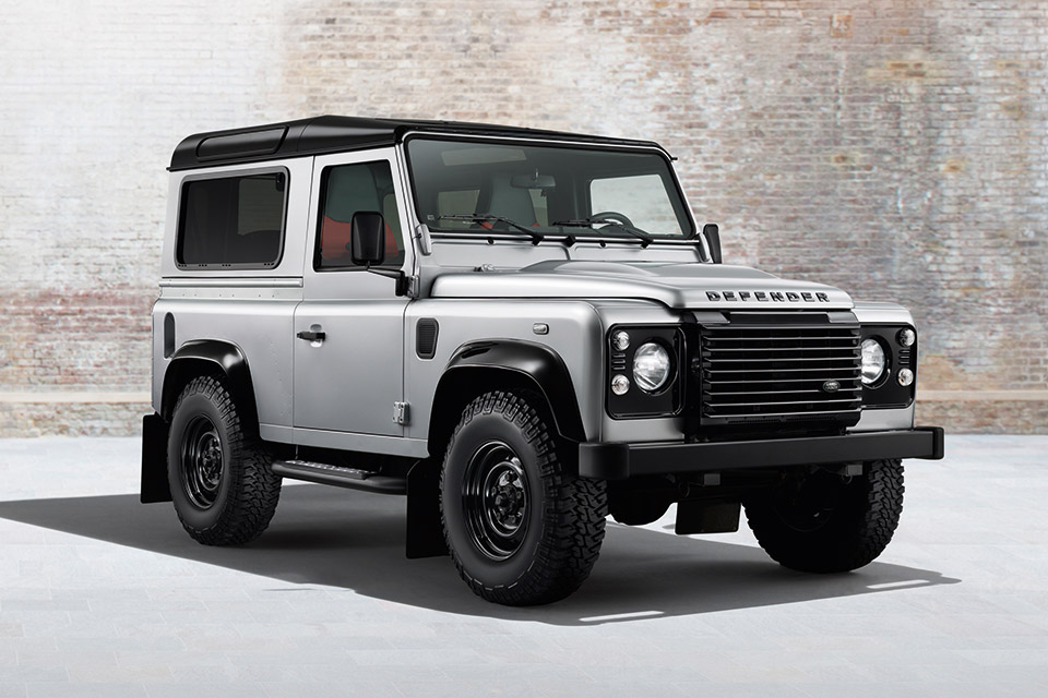 Land Rover Announces Two New Defender Variants