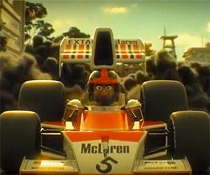 McLaren's Tooned 50th Anniversary Look Back