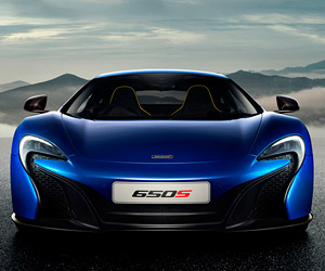 McLaren's New 650S Revealed Ahead of Geneva