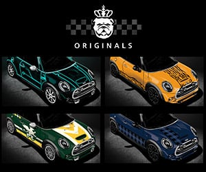 You Choose the Next MINI Original Design
