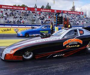 Experience NHRA Drag Racing