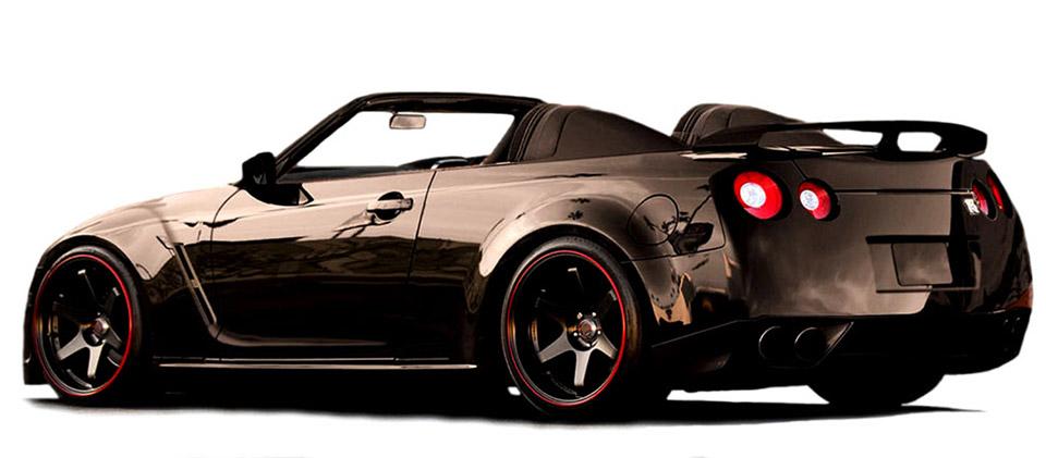 Nissan GT-R Cabrio