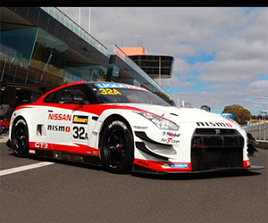 A Lap of Bathurst in a Nissan GT-R NISMO GT3