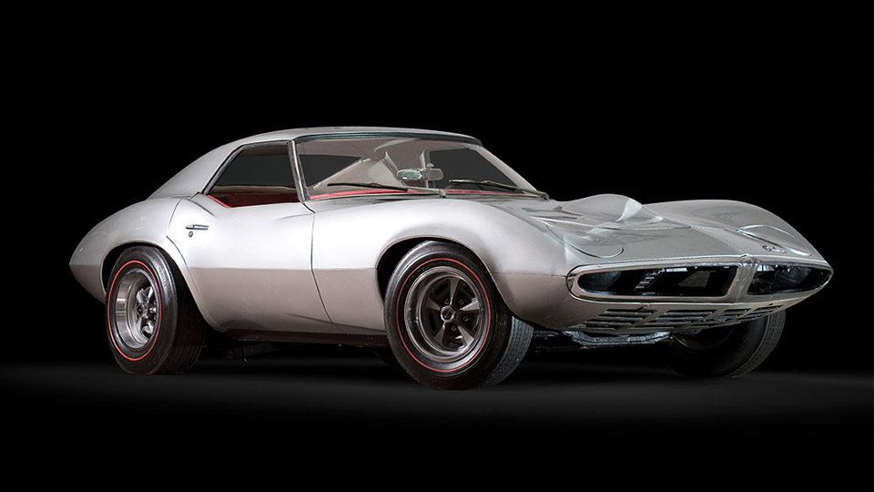One-of-a-Kind 1964 Pontiac Banshee Prototype for Sale