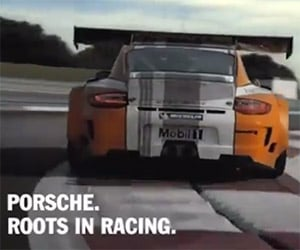 Porsche: Classic Roots in Racing Commercial