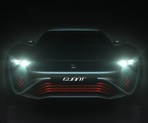 Quant e-Sportlimousine to Debut at Geneva