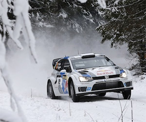 WRC Previews the Rally Sweden 2014