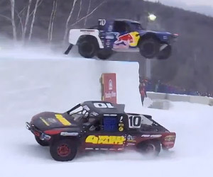 Red Bull Frozen Rush: Extended Footage
