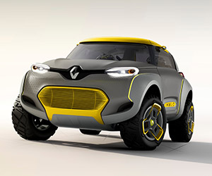 Renault Introduces Spirited KWID Concept + Copter