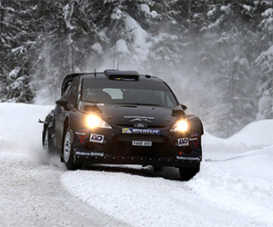 Drive Rally Sweden with Pontus Tidemand