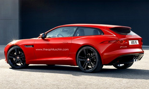 What S With All The Shooting Brake Concepts 95 Octane