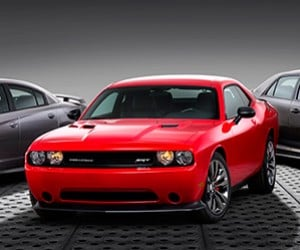SRT Satin Vapor Edition Challenger, Charger and 300