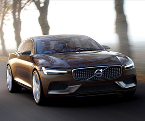 Volvo Concept Estate Revealed Ahead of Geneva