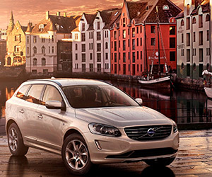 Volvo's Ocean Race Editions Released in Geneva