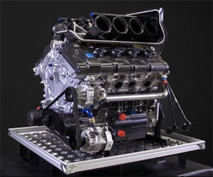 Volvo Polestar Racing Shows off Its 650hp V8