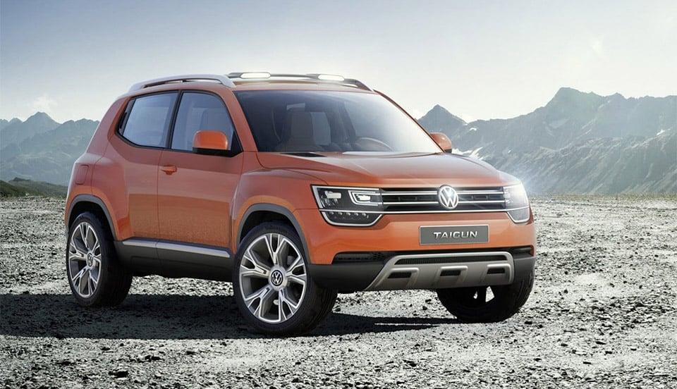 Volkswagen Taigun Crossover Concept