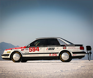 World's Fastest Production Sedan: A 1992 Audi S4