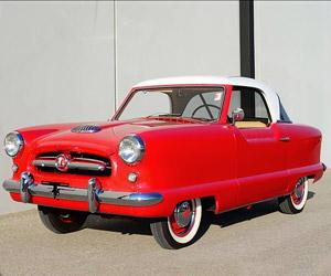eBay Find: 1955 Hudson Metropolitan