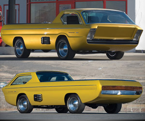 Concepts from Future Past: 1965 Dodge Deora