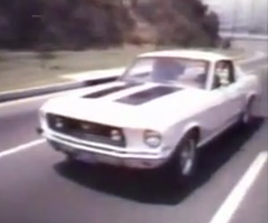 From the Vaults: 1968 Ford Mustang Commercial