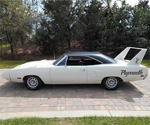 1970 Plymouth Superbird up for Auction