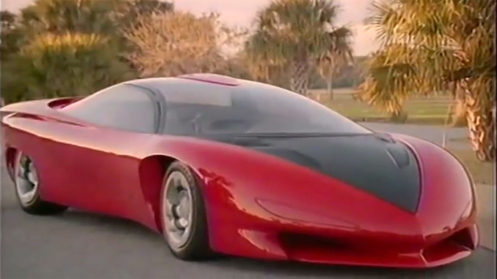 Concepts from Future Past: 1988 Pontiac Banshee - 95 Octane