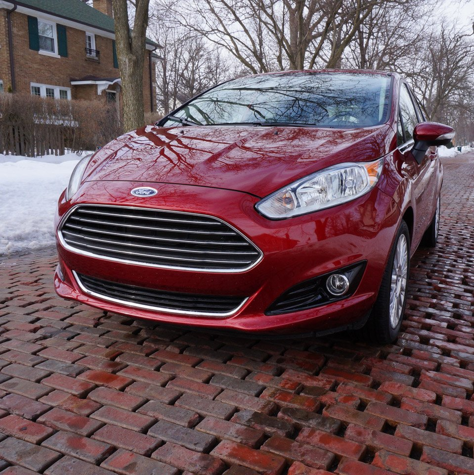 2014 Ford Fiesta Titanium Review